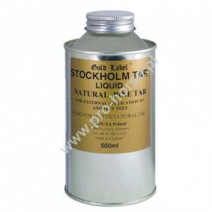 Stockholm Tar Liquid Gold Label dziegieć 500 ml