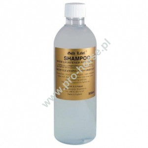 Shampoo For Greys Gold Label szampon 500 ml
