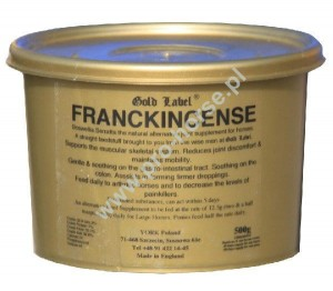 Frankincense Gold Label suplement na stawy 500 g