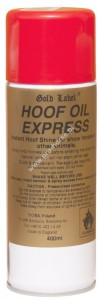 Hoof Oil Express Gold Label 400 ml do kopyt